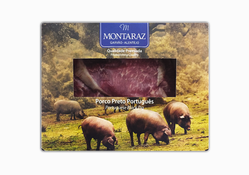 (congelado) Lombo de Porco Preto Fatiado