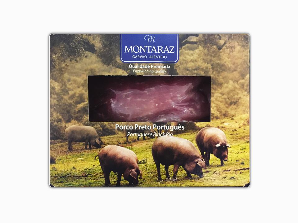 (congelado) Miminhos do Presunto de Porco Preto