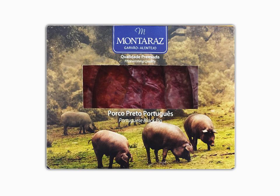 (congelado) Misto de Salsichas de Porco Preto