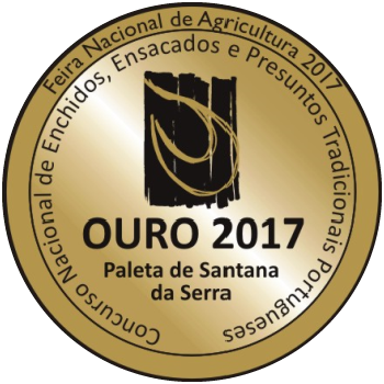 Ouro 2017 Paleta Santana da Serra