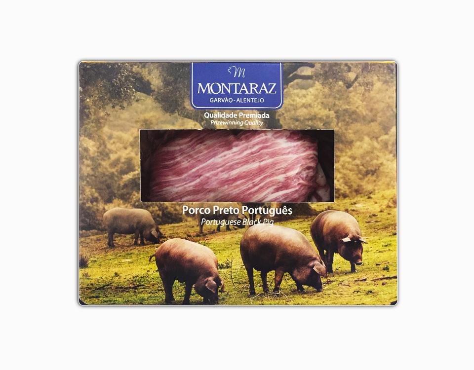 (congelados) Secretos de Porco Preto