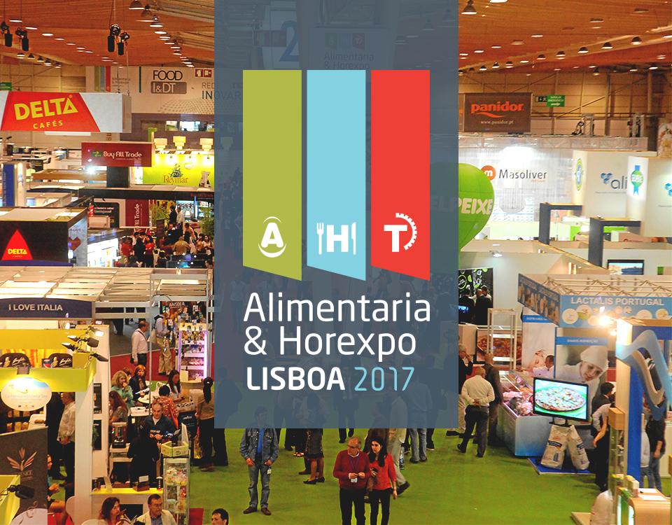 Alimentaria & Horexpo Lisboa 2017